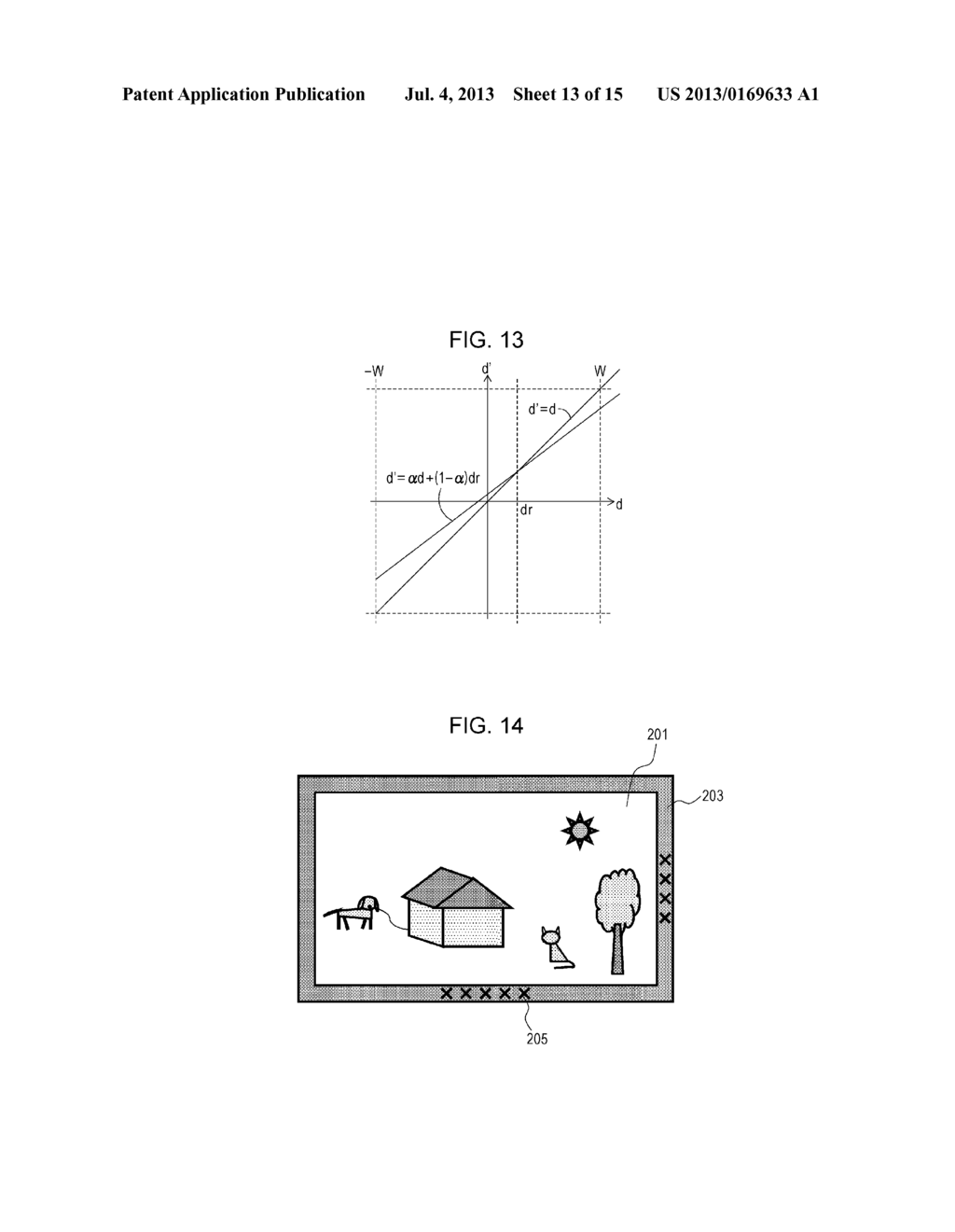 STEREOSCOPIC IMAGE GENERATION DEVICE, STEREOSCOPIC IMAGE DISPLAY DEVICE,     STEREOSCOPIC IMAGE ADJUSTMENT METHOD, PROGRAM FOR CAUSING COMPUTER TO     EXECUTE STEREOSCOPIC IMAGE ADJUSTMENT METHOD, AND  RECORDING MEDIUM ON     WHICH THE PROGRAM IS RECORDED - diagram, schematic, and image 14