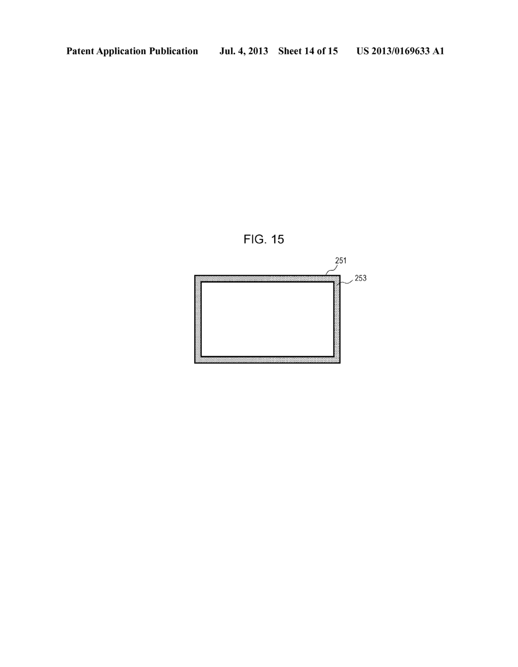 STEREOSCOPIC IMAGE GENERATION DEVICE, STEREOSCOPIC IMAGE DISPLAY DEVICE,     STEREOSCOPIC IMAGE ADJUSTMENT METHOD, PROGRAM FOR CAUSING COMPUTER TO     EXECUTE STEREOSCOPIC IMAGE ADJUSTMENT METHOD, AND  RECORDING MEDIUM ON     WHICH THE PROGRAM IS RECORDED - diagram, schematic, and image 15