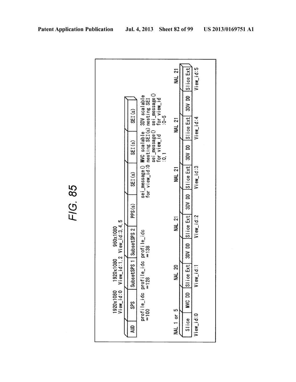ENCODING DEVICE, ENCODING METHOD, DECODING DEVICE, AND DECODING METHOD - diagram, schematic, and image 83