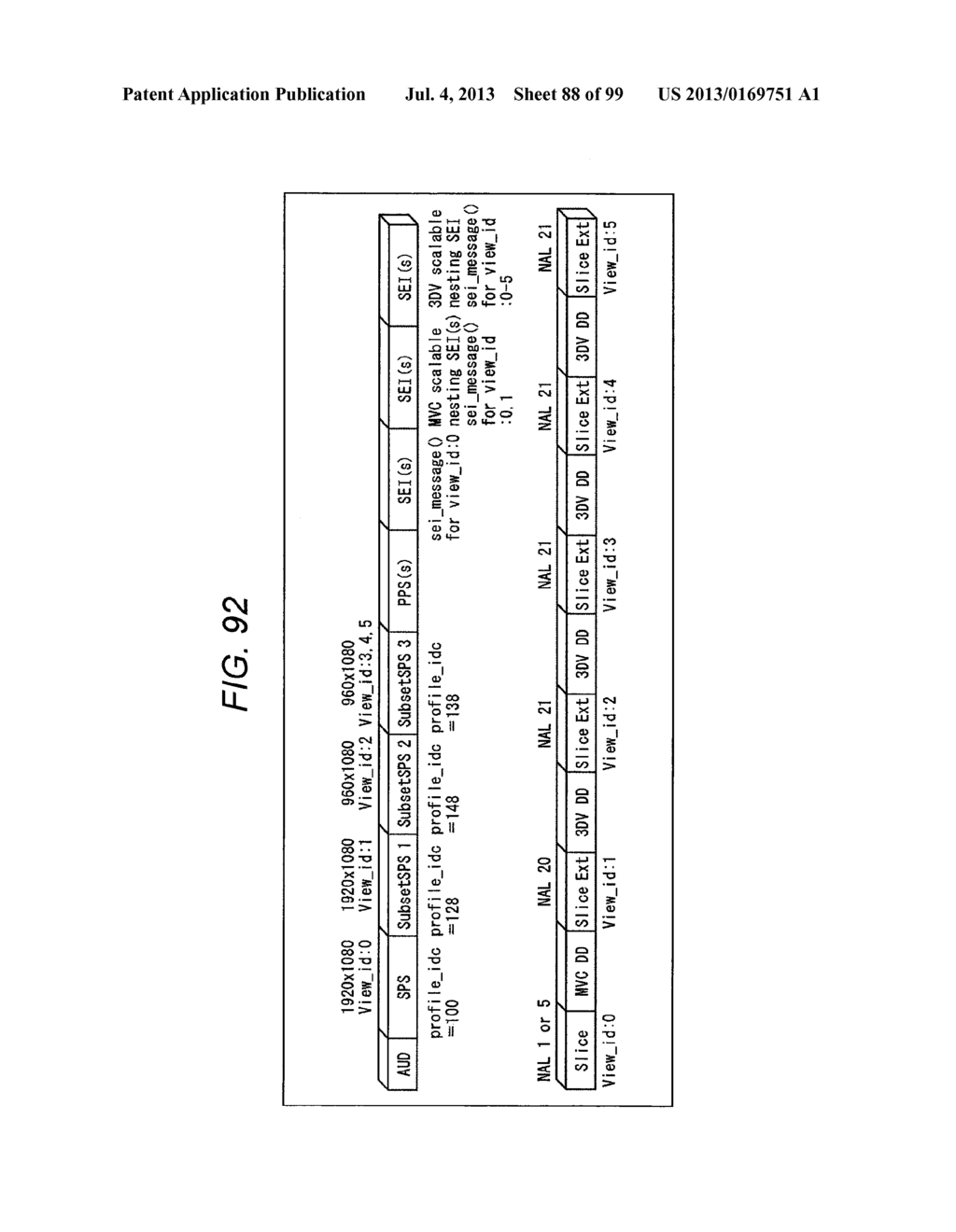 ENCODING DEVICE, ENCODING METHOD, DECODING DEVICE, AND DECODING METHOD - diagram, schematic, and image 89