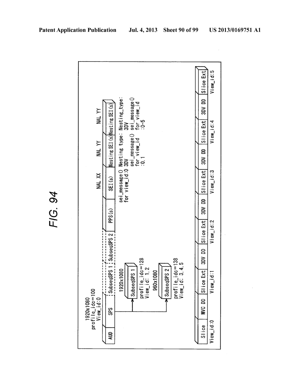 ENCODING DEVICE, ENCODING METHOD, DECODING DEVICE, AND DECODING METHOD - diagram, schematic, and image 91