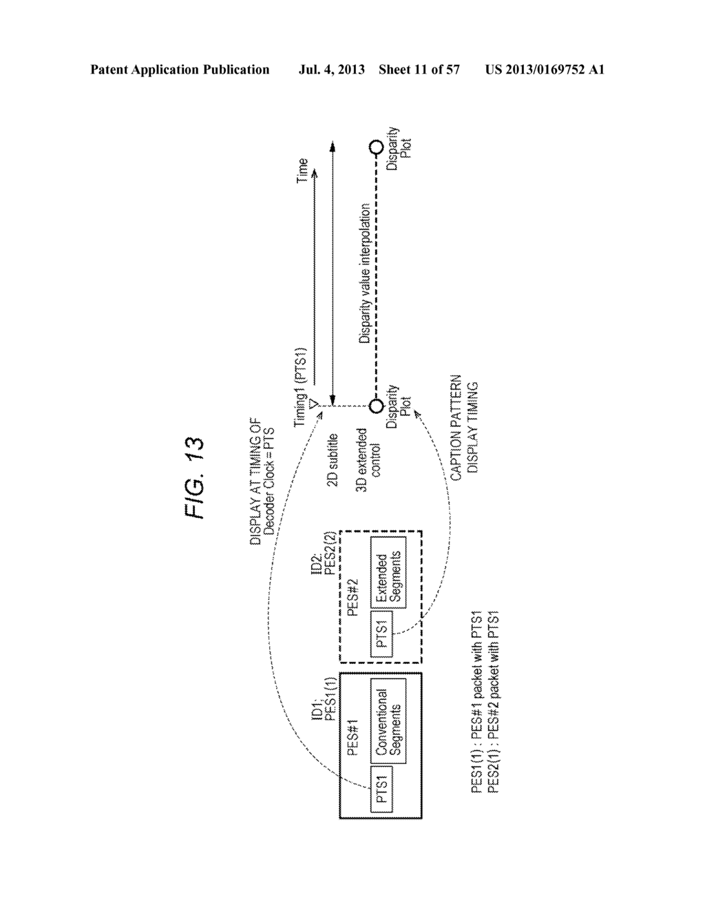Transmitting Apparatus, Transmitting Method, And Receiving Apparatus - diagram, schematic, and image 12