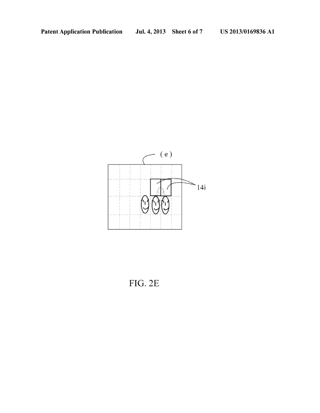 FACE RECOGNITION SYSTEM AND METHOD FOR TAKING GROUP PHOTO - diagram, schematic, and image 07
