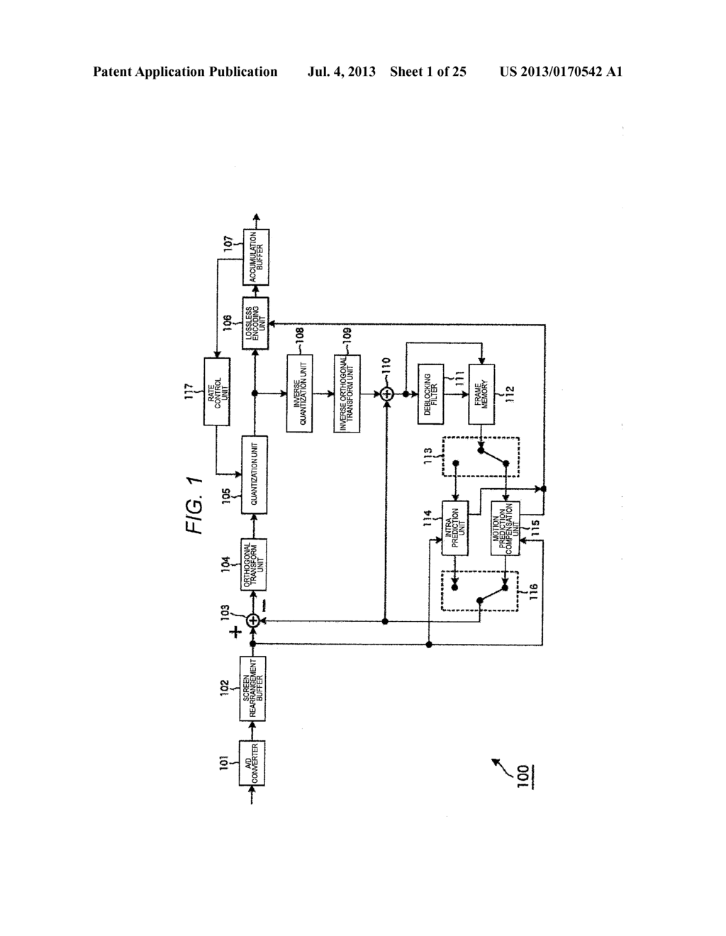 IMAGE PROCESSING DEVICE AND METHOD - diagram, schematic, and image 02