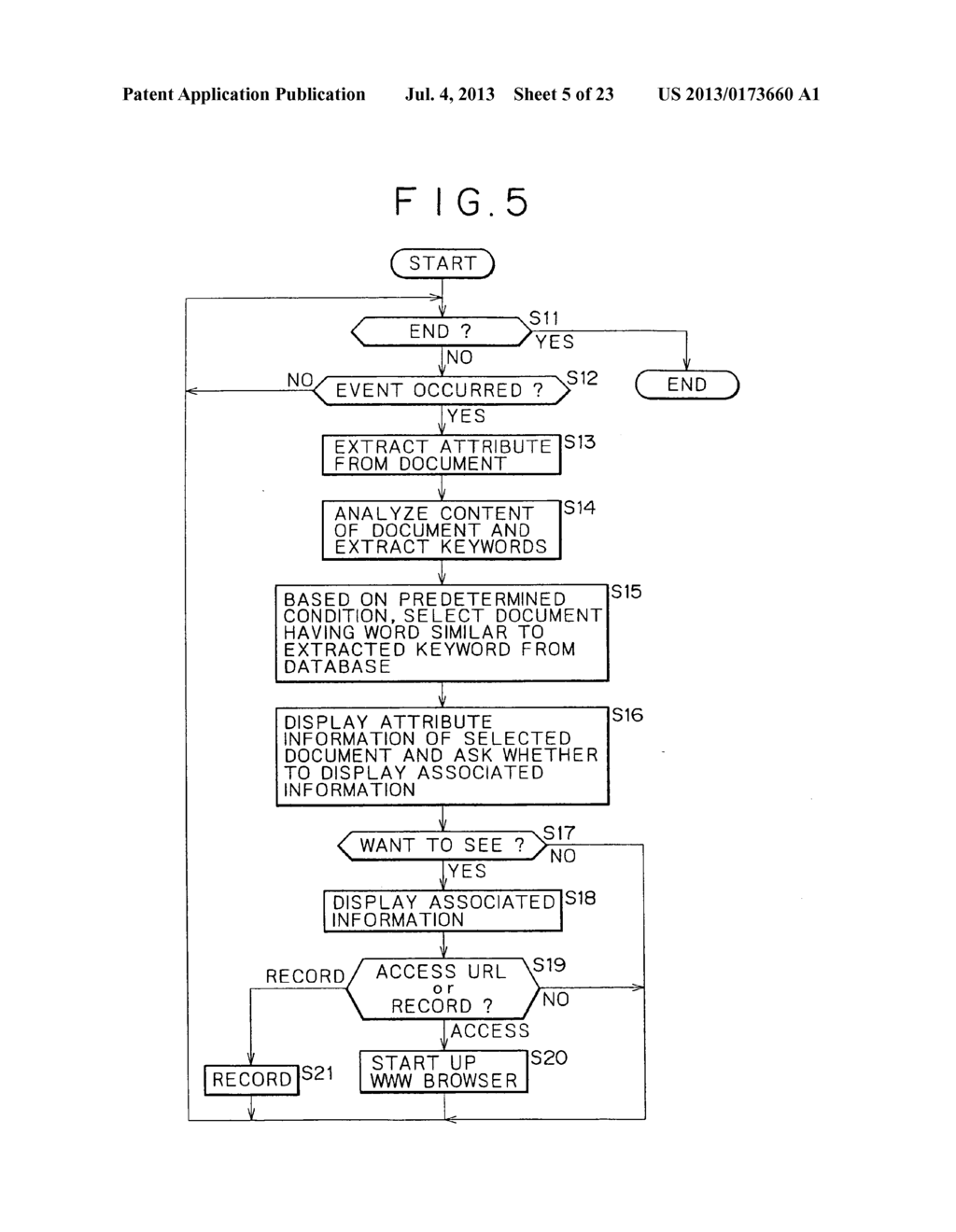 INFORMATION PROCESSING APPARATUS AND METHOD AND PROGRAM STORAGE MEDIUM - diagram, schematic, and image 06