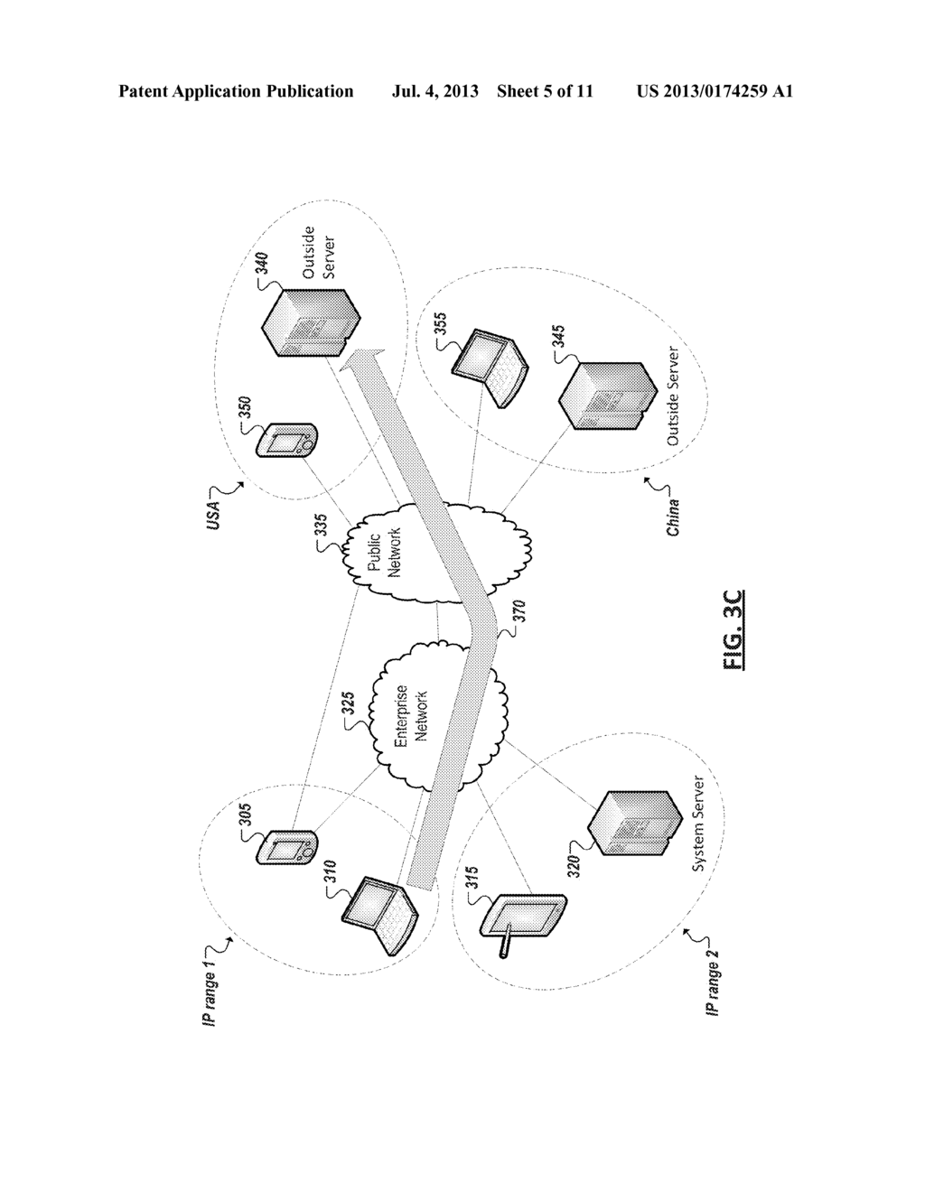 GEO-MAPPING SYSTEM SECURITY EVENTS - diagram, schematic, and image 06