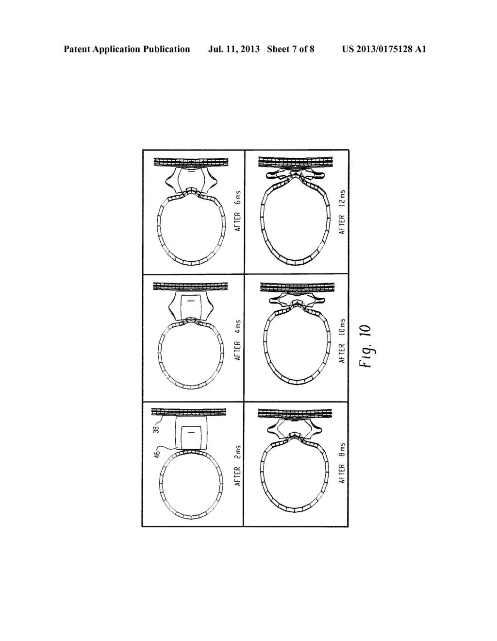 MULTI-STAGE ENERGY ABSORBER AND METHOD OF MAKING AND USING THE SAME - diagram, schematic, and image 08