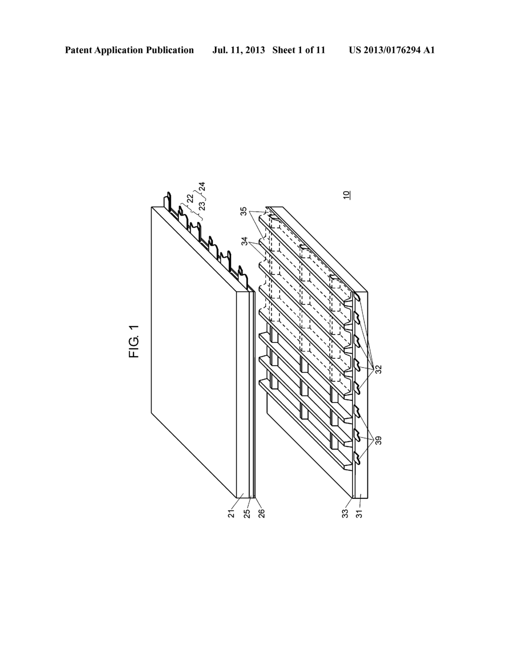 PLASMA DISPLAY PANEL DRIVE METHOD AND PLASMA DISPLAY DEVICE - diagram, schematic, and image 02