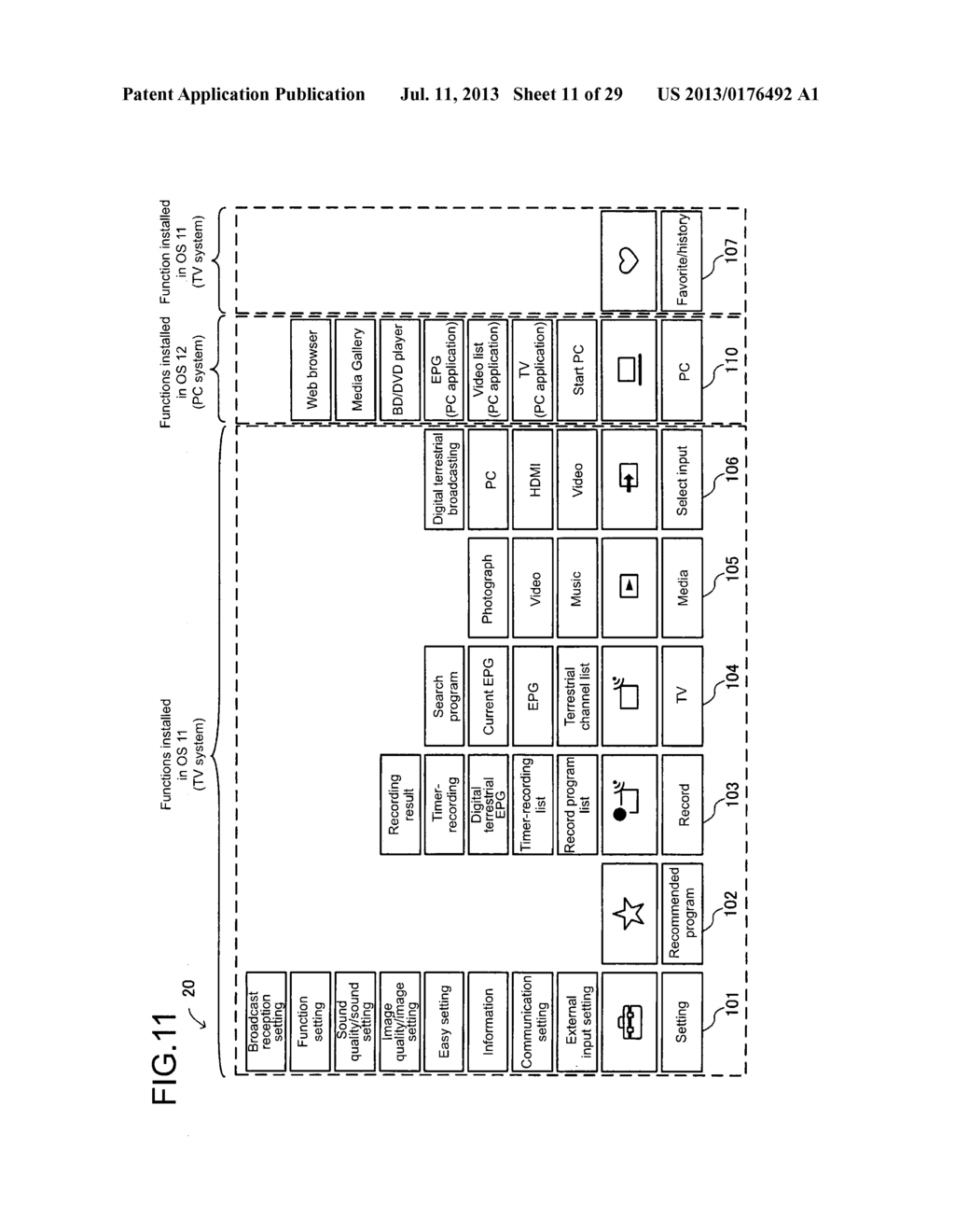 INFORMATION PROCESSING APPARATUS AND DISPLAY CONTROL METHOD - diagram, schematic, and image 12