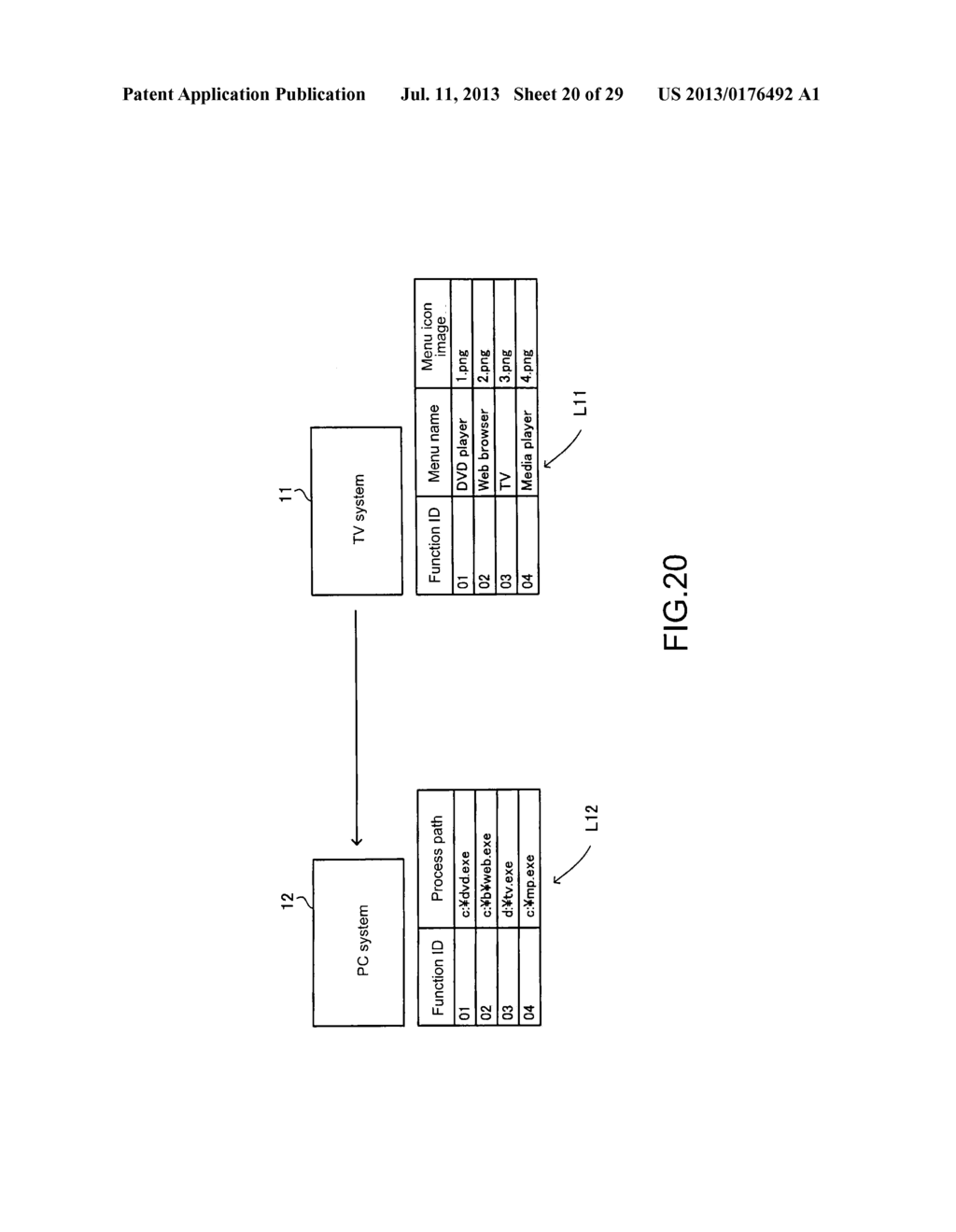 INFORMATION PROCESSING APPARATUS AND DISPLAY CONTROL METHOD - diagram, schematic, and image 21