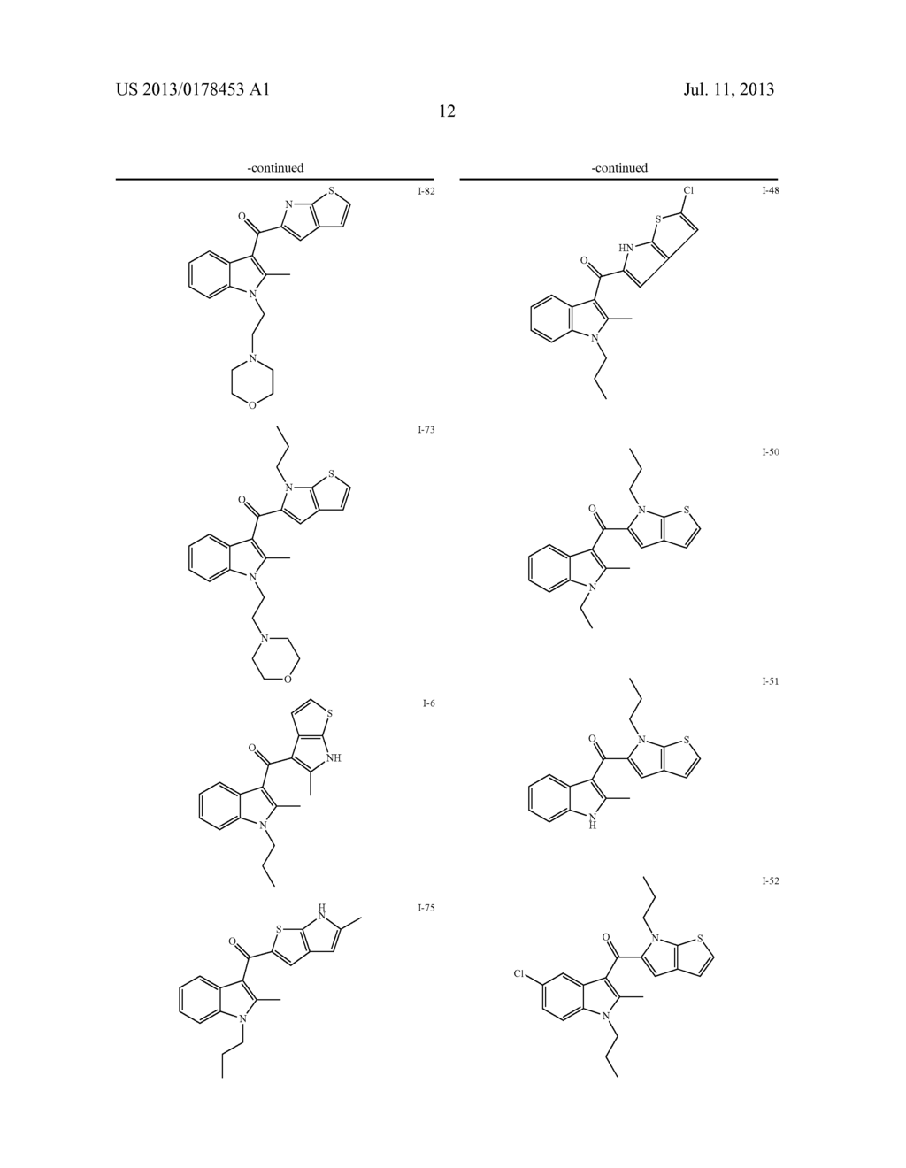 Cannabinoid Agonists - diagram, schematic, and image 17