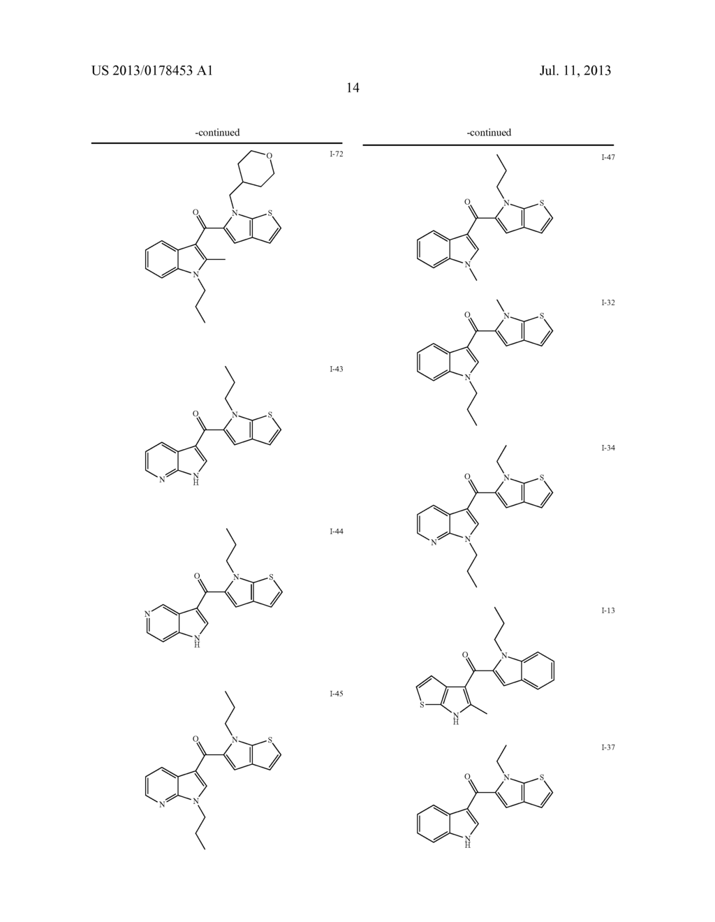 Cannabinoid Agonists - diagram, schematic, and image 19