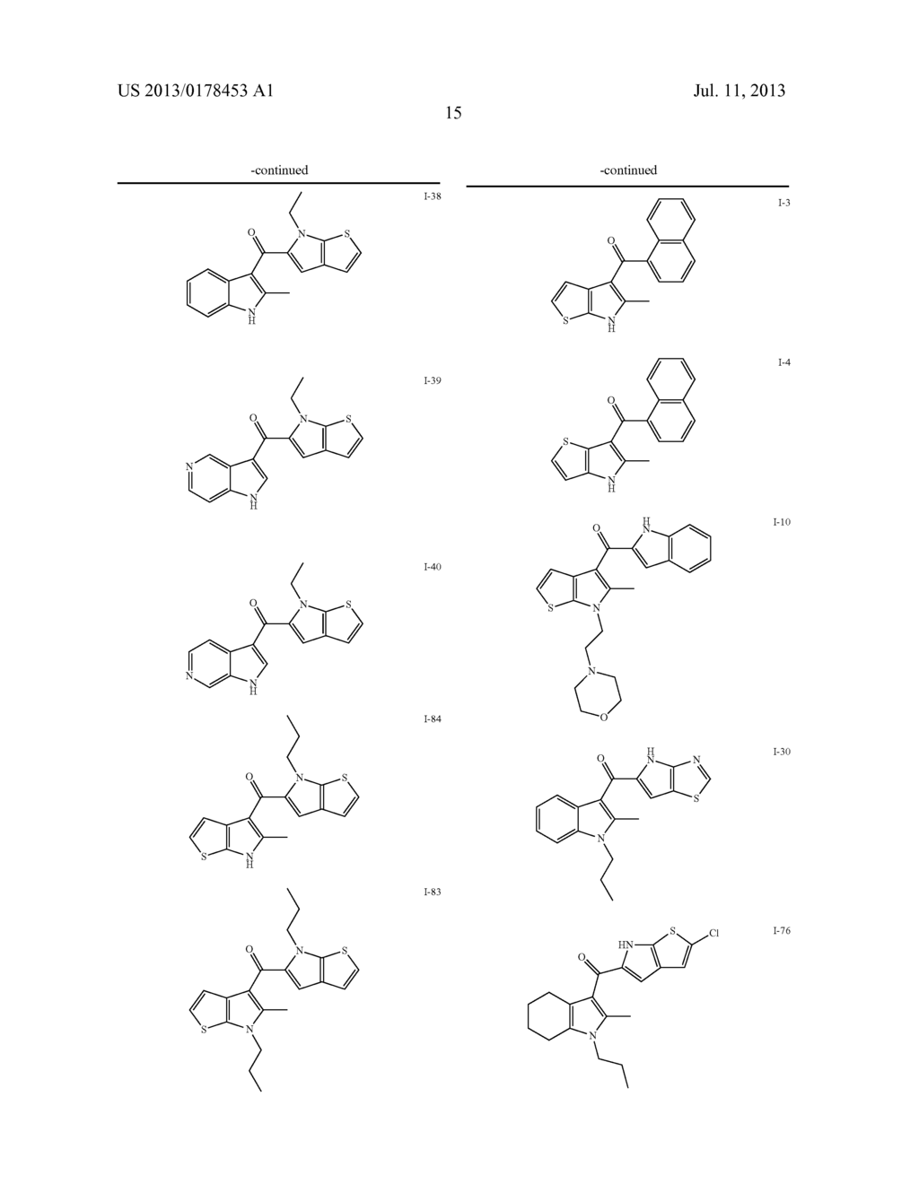 Cannabinoid Agonists - diagram, schematic, and image 20