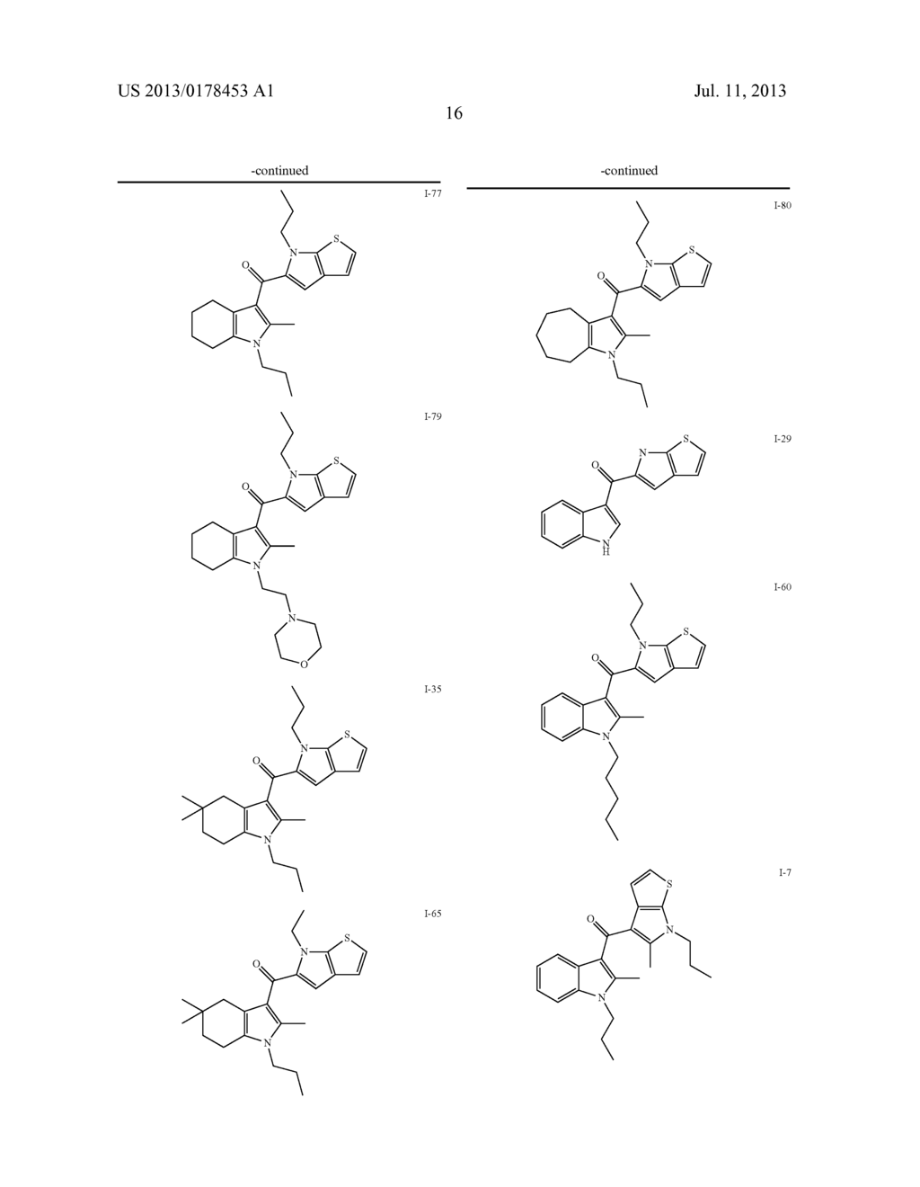 Cannabinoid Agonists - diagram, schematic, and image 21