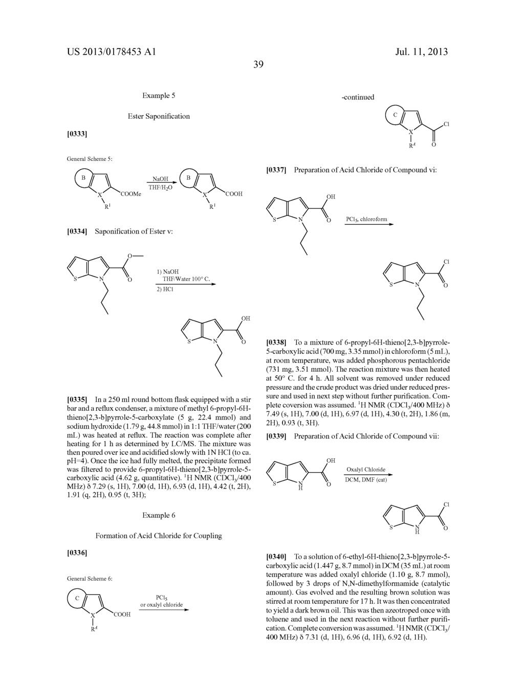 Cannabinoid Agonists - diagram, schematic, and image 44