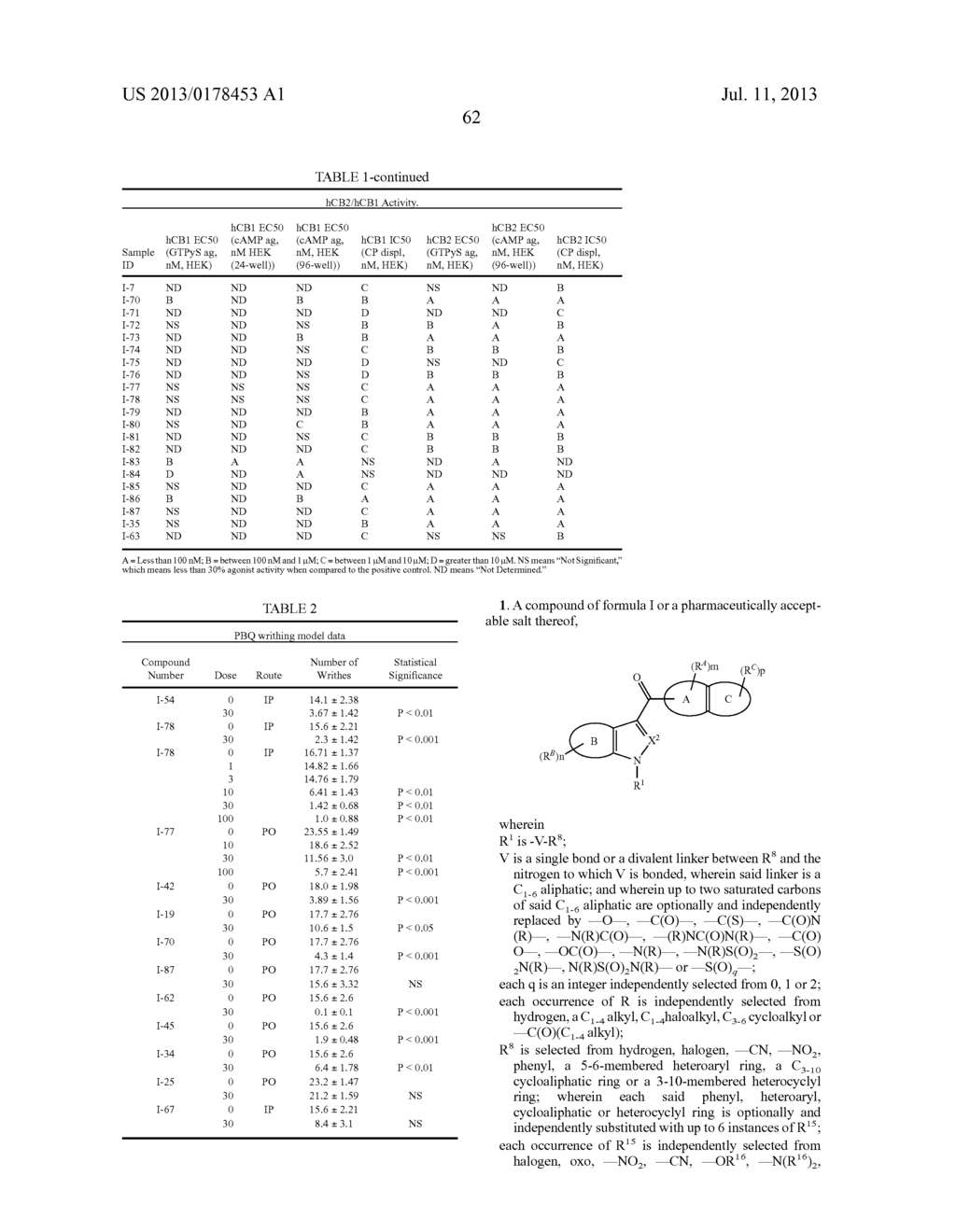 Cannabinoid Agonists - diagram, schematic, and image 67