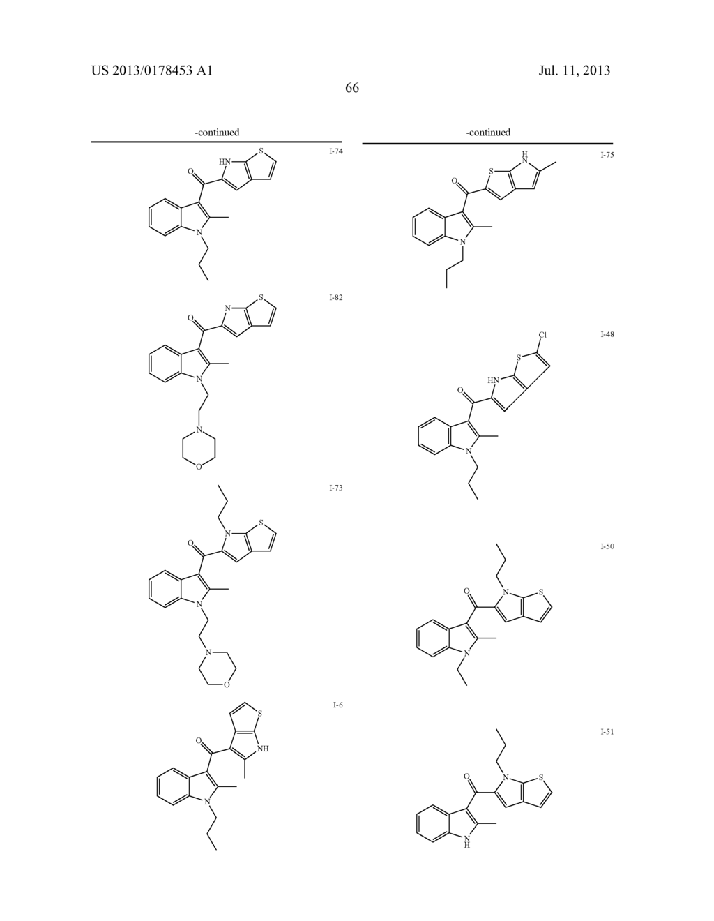 Cannabinoid Agonists - diagram, schematic, and image 71