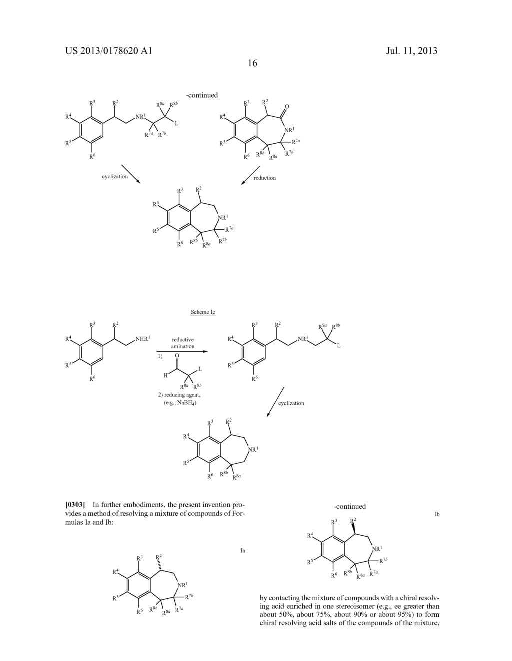 PROCESSES FOR PREPARING 3-BENZAZEPINES - diagram, schematic, and image 17