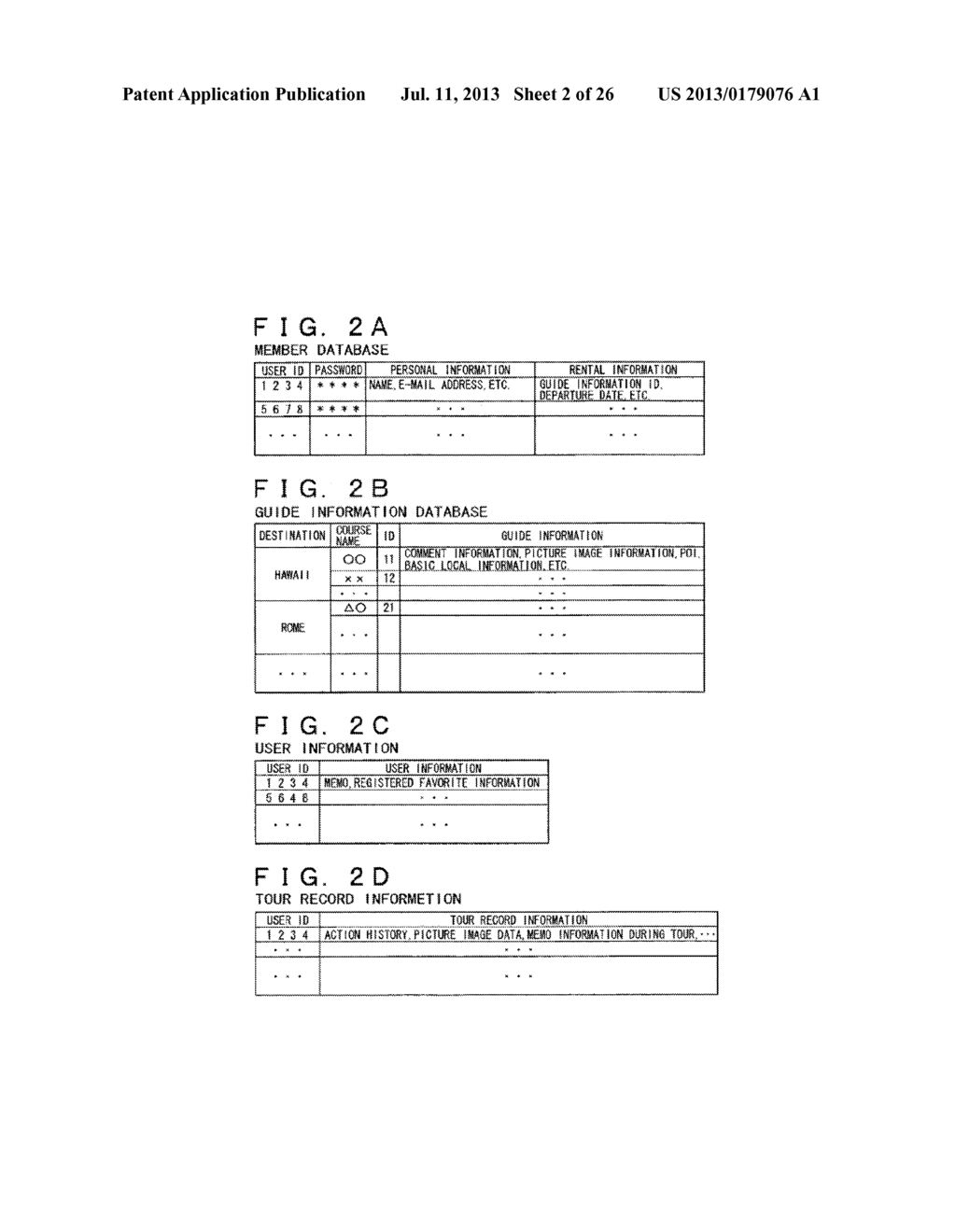 ELECTRONIC GUIDE SYSTEM, CONTENTS SERVER FOR ELECTRONIC GUIDE SYSTEM,     PORTABLE ELECTRONIC GUIDE DEVICE, AND INFORMATION PROCESSING METHOD FOR     ELECTRONIC GUIDE SYSTEM - diagram, schematic, and image 03