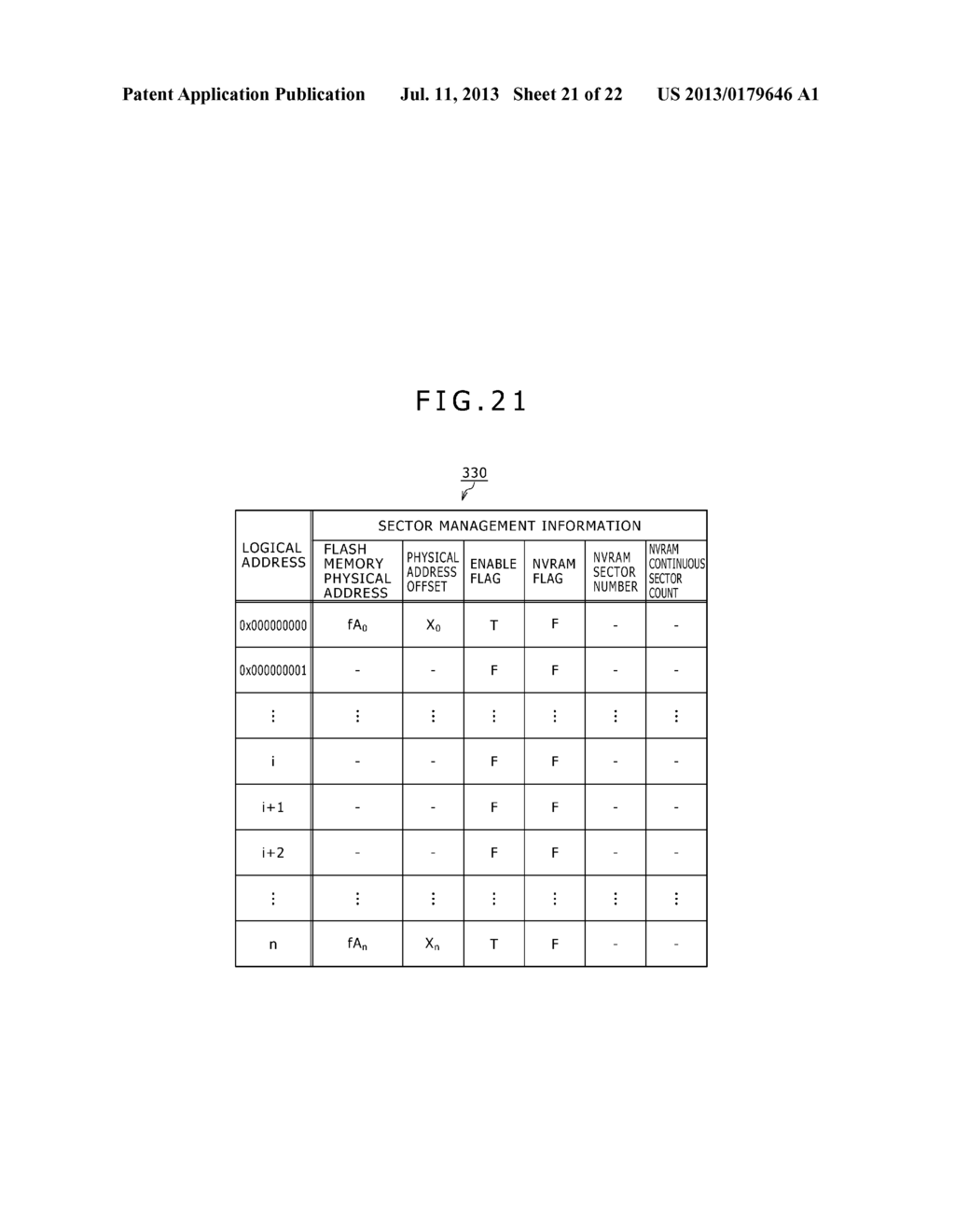 STORAGE CONTROL DEVICE, STORAGE DEVICE, AND CONTROL METHOD FOR CONTROLLING     STORAGE CONTROL DEVICE - diagram, schematic, and image 22