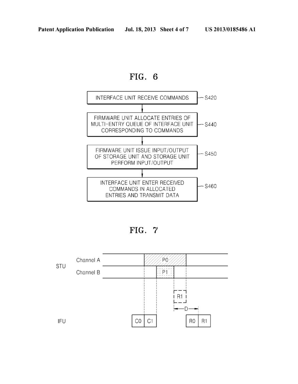 STORAGE DEVICE, STORAGE SYSTEM, AND INPUT/OUTPUT CONTROL METHOD PERFORMED     IN STORAGE DEVICE - diagram, schematic, and image 05
