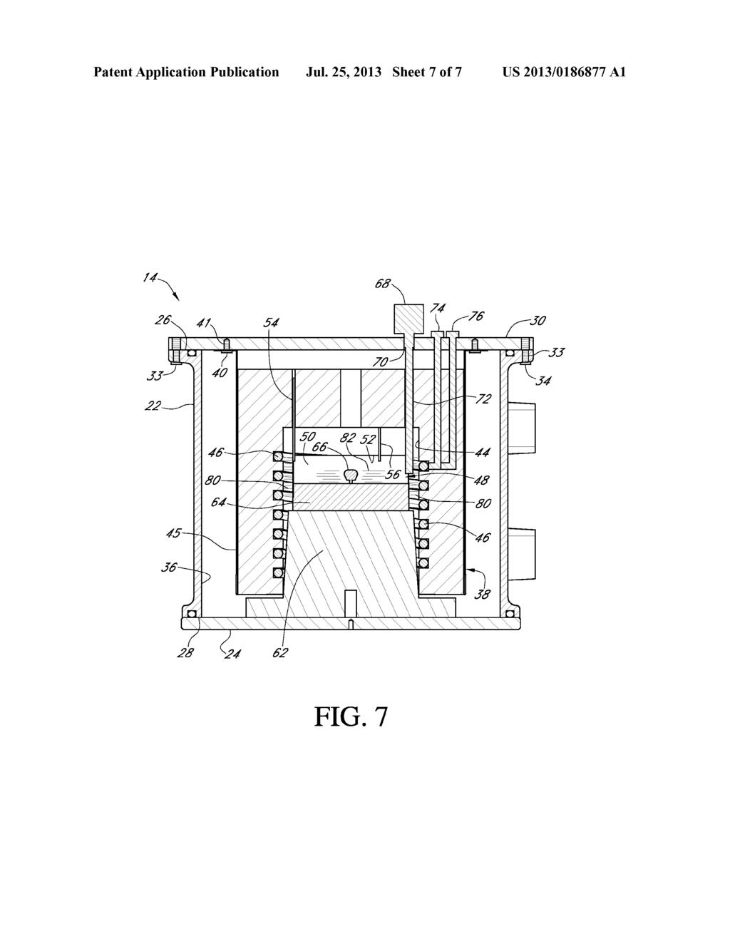 Vacuum Oven - diagram, schematic, and image 08