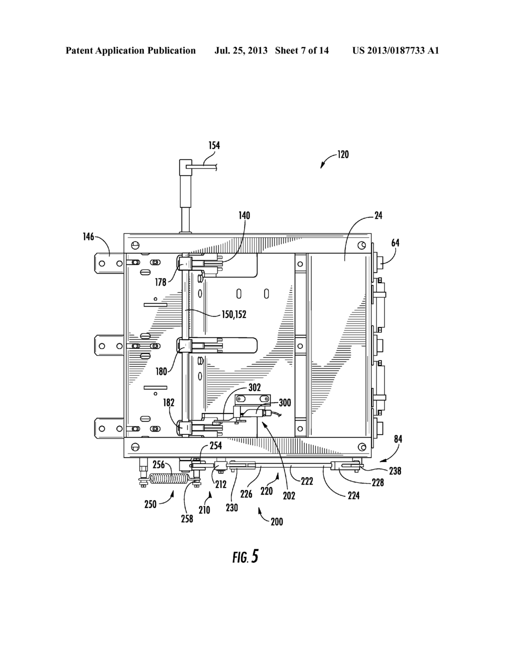 mechanical interlock schematic diagram