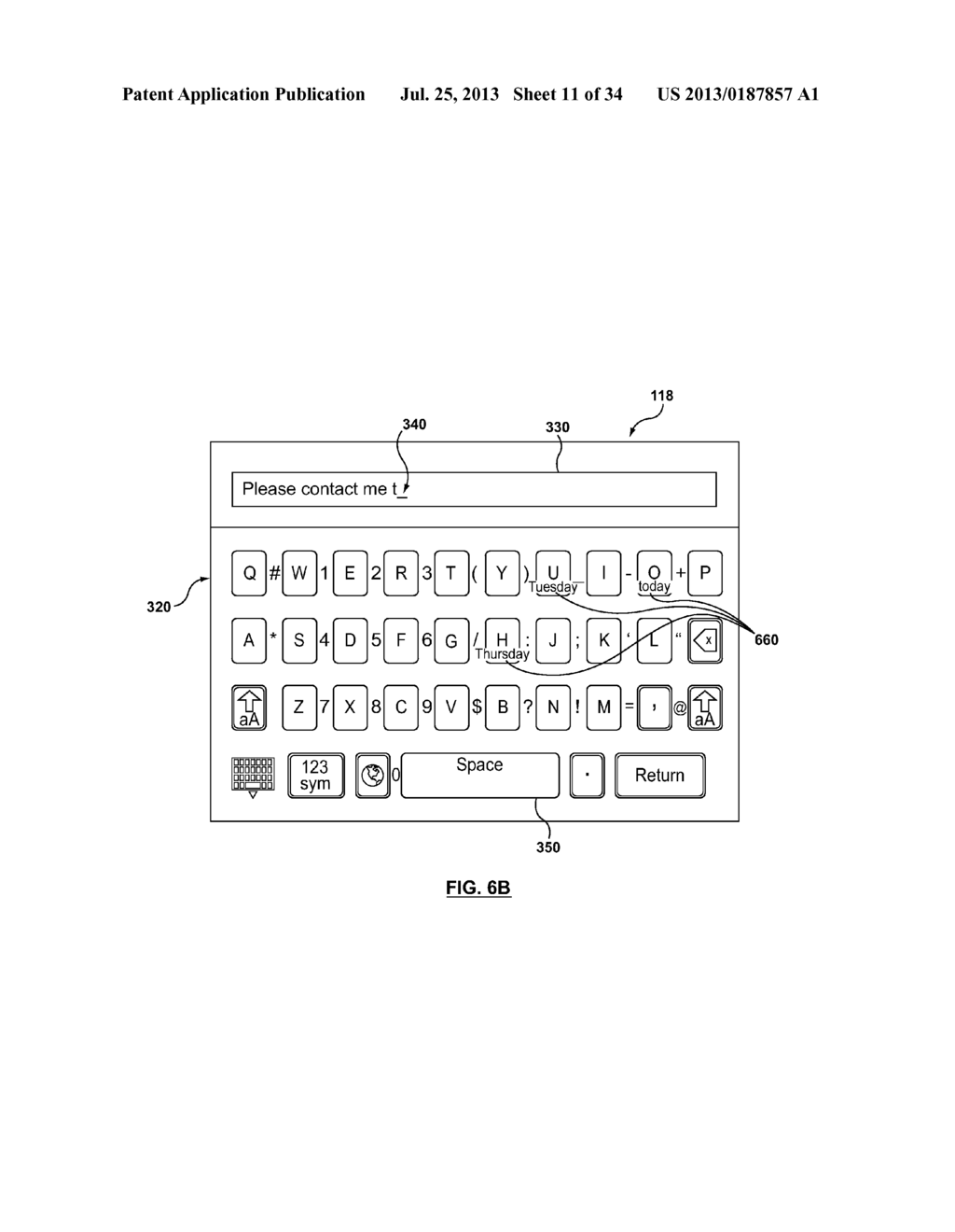 NEXT LETTER PREDICTION FOR VIRTUAL KEYBOARD - diagram, schematic, and image 12