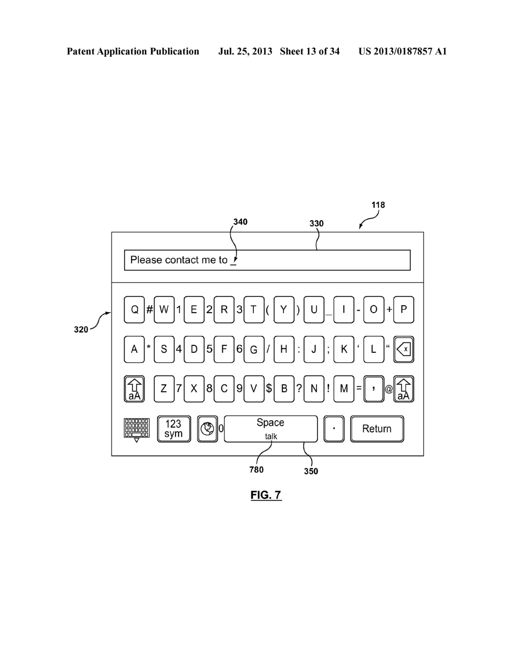 NEXT LETTER PREDICTION FOR VIRTUAL KEYBOARD - diagram, schematic, and image 14