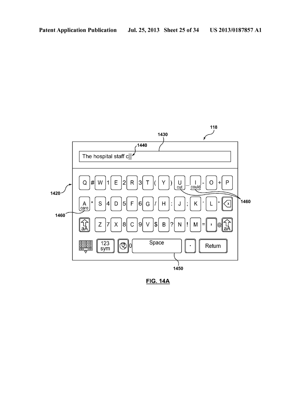 NEXT LETTER PREDICTION FOR VIRTUAL KEYBOARD - diagram, schematic, and image 26