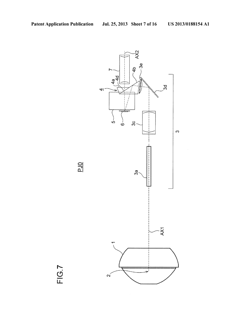 Image Projection Apparatus - diagram, schematic, and image 08