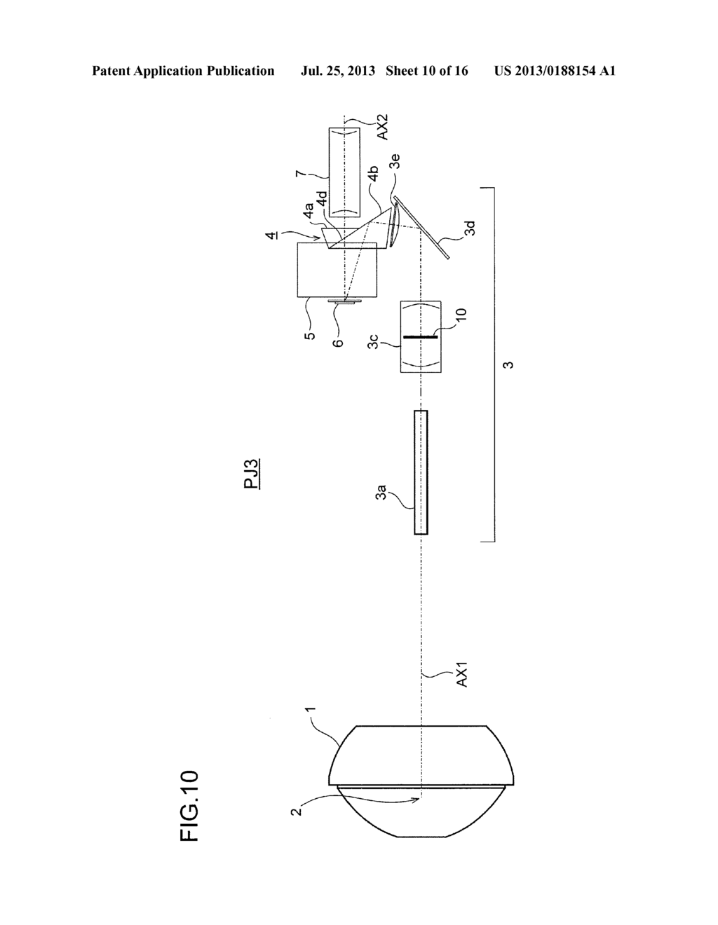 Image Projection Apparatus - diagram, schematic, and image 11