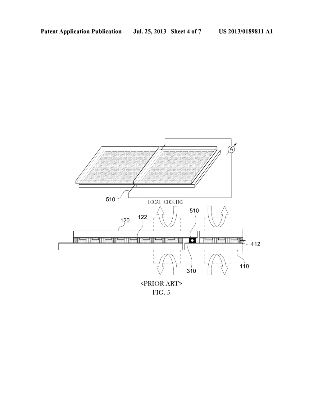 METHOD OF MANUFACTURING DYE SENSITIZED SOLAR BATTERY AND SOLAR BATTERY     ASSEMBLING APPARATUS FOR THE SAME - diagram, schematic, and image 05