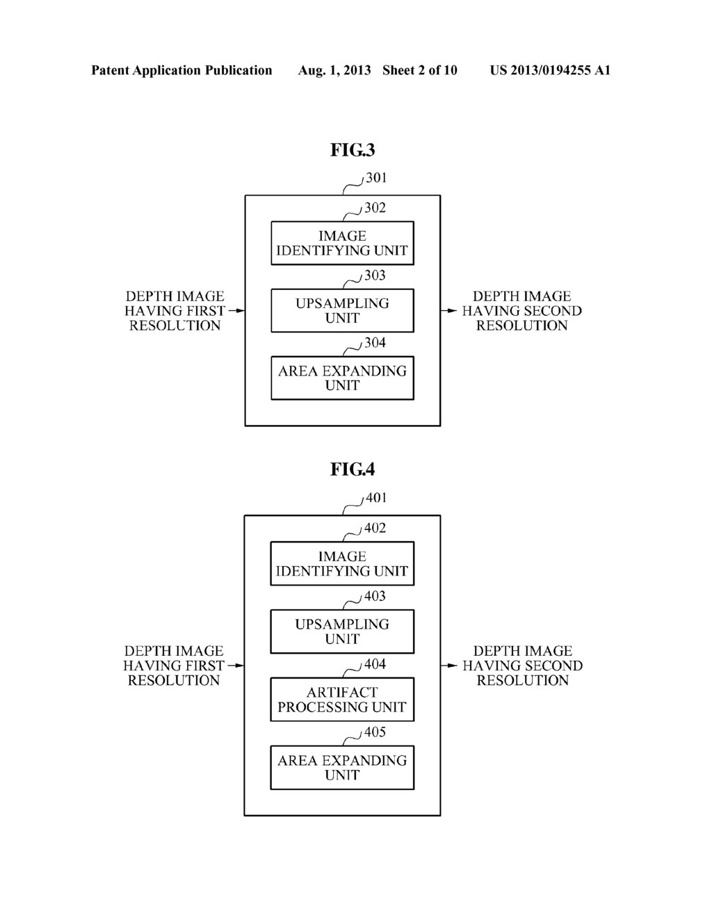 IMAGE PROCESSING METHOD AND APPARATUS FOR 3D VIDEO - diagram, schematic, and image 03