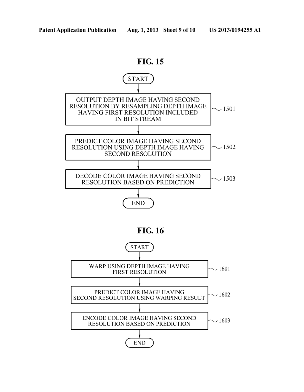 IMAGE PROCESSING METHOD AND APPARATUS FOR 3D VIDEO - diagram, schematic, and image 10