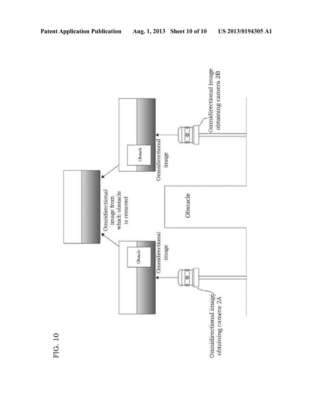 MIXED REALITY DISPLAY SYSTEM, IMAGE PROVIDING SERVER, DISPLAY DEVICE AND     DISPLAY PROGRAM - diagram, schematic, and image 11