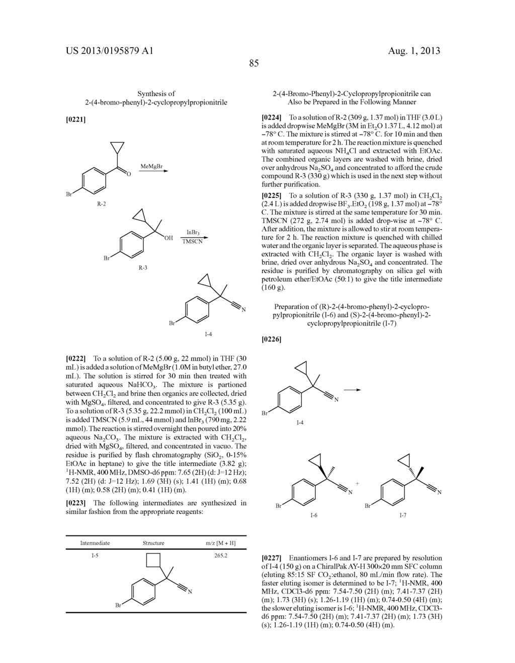 OXADIAZOLE INHIBITORS OF LEUKOTRIENE PRODUCTION FOR COMBINATION THERAPY - diagram, schematic, and image 87