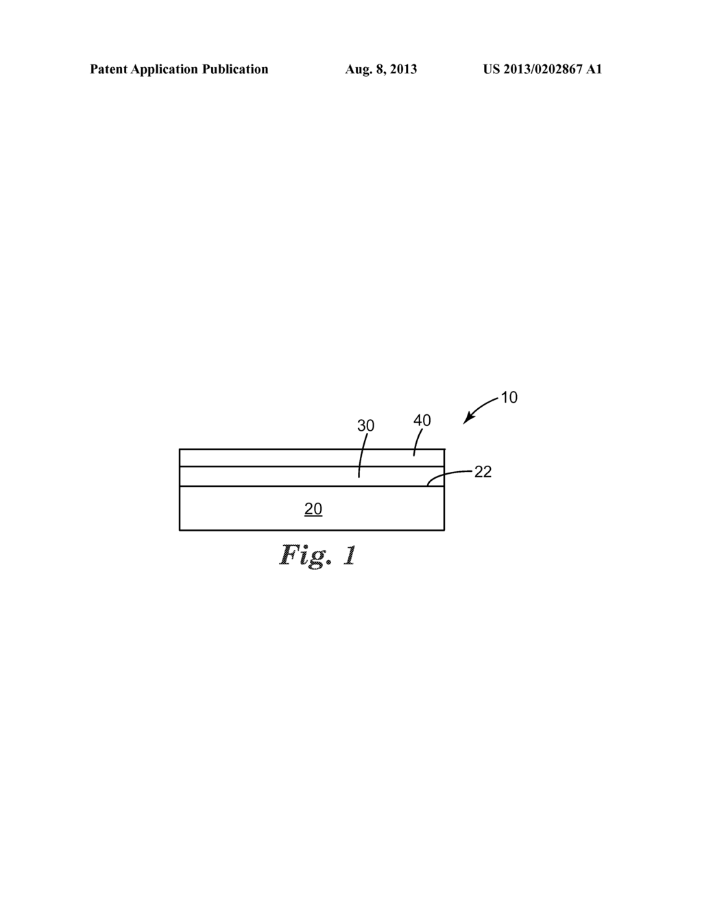 OPTICAL ELEMENT WITH A POROUS LOW REFRACTIVE INDEX LAYER HAVING A     PROTECTION LAYER - diagram, schematic, and image 02