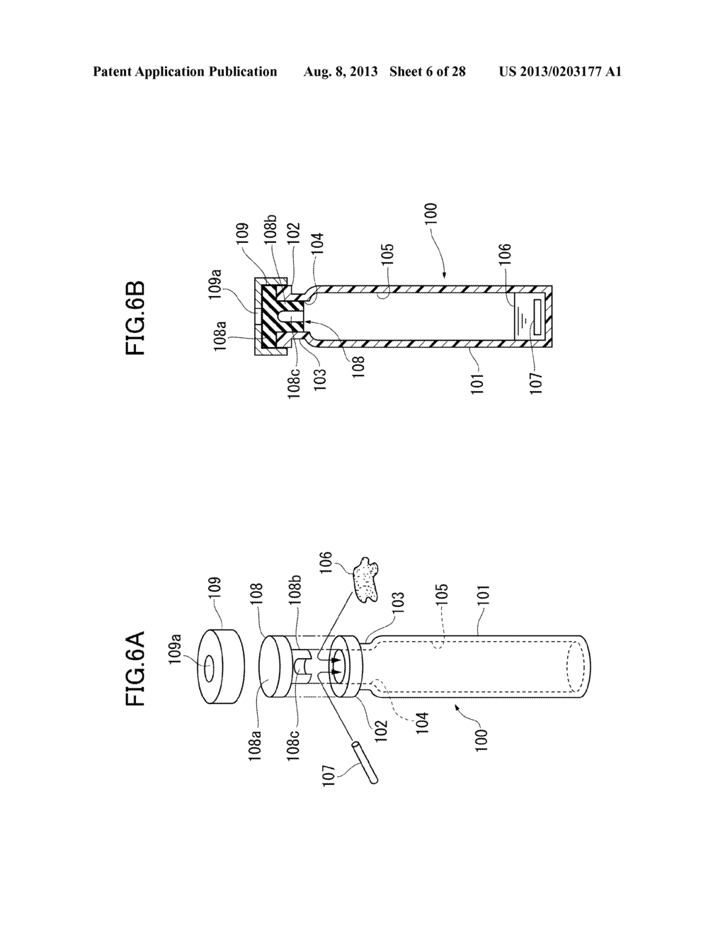 GEL PARTICLE MEASUREMENT REAGENT AND MEASUREMENT METHOD USING SAME - diagram, schematic, and image 07