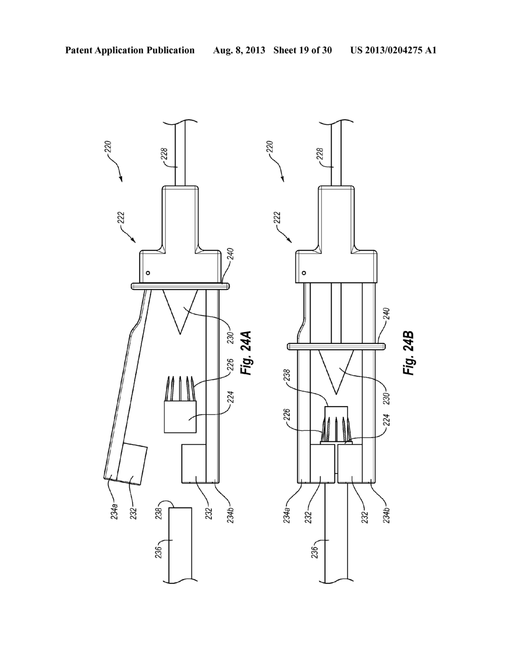 METHODS, DEVICES AND APPARATUS FOR PERFORMING A VASCULAR ANASTOMOSIS - diagram, schematic, and image 20