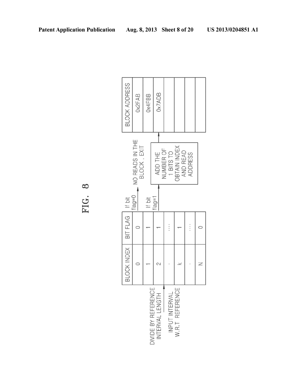 METHOD AND APPARATUS FOR COMPRESSING AND DECOMPRESSING GENETIC INFORMATION     OBTAINED BY USING NEXT GENERATION SEQUENCING (NGS) - diagram, schematic, and image 09