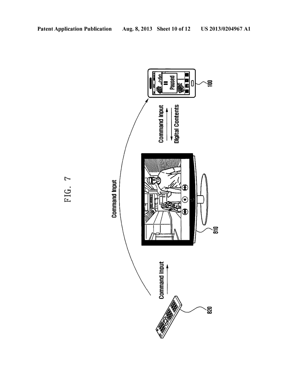 METHOD AND APPARATUS FOR INTEROPERABLY PERFORMING SERVICES AND SYSTEM     SUPPORTING THE SAME - diagram, schematic, and image 11