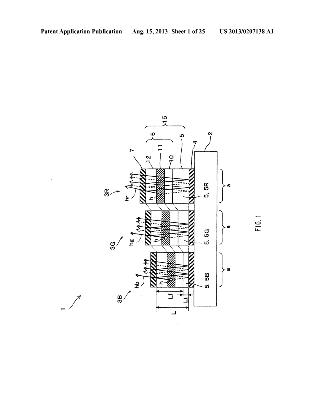 DISPLAY UNIT, METHOD OF MANUFACTURING SAME, ORGANIC LIGHT EMITTING UNIT,     AND METHOD OF MANUFACTURING SAME - diagram, schematic, and image 02