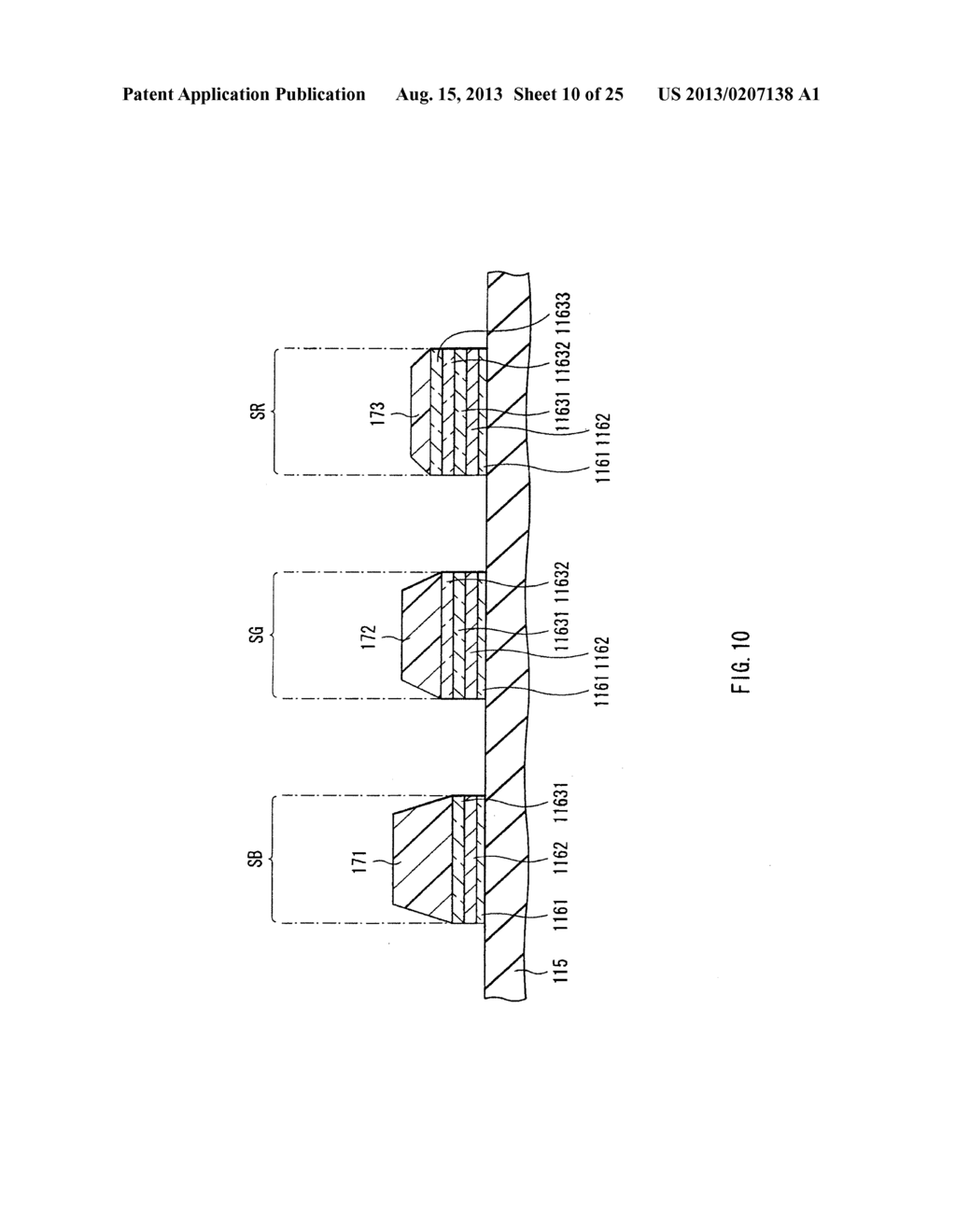 DISPLAY UNIT, METHOD OF MANUFACTURING SAME, ORGANIC LIGHT EMITTING UNIT,     AND METHOD OF MANUFACTURING SAME - diagram, schematic, and image 11