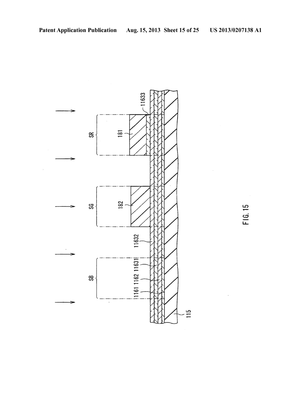 DISPLAY UNIT, METHOD OF MANUFACTURING SAME, ORGANIC LIGHT EMITTING UNIT,     AND METHOD OF MANUFACTURING SAME - diagram, schematic, and image 16
