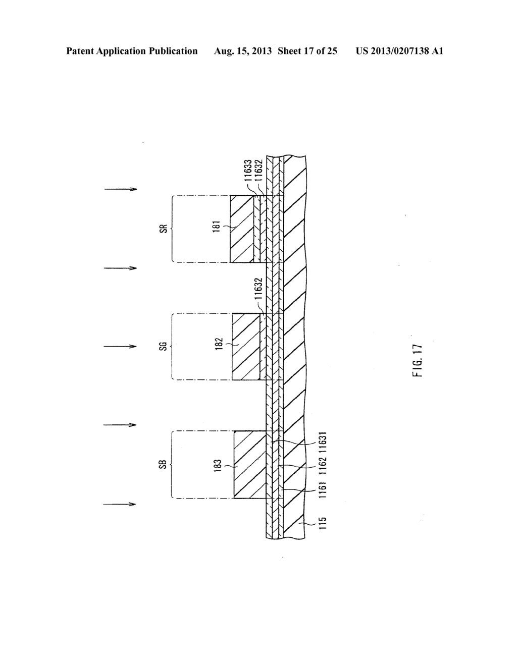 DISPLAY UNIT, METHOD OF MANUFACTURING SAME, ORGANIC LIGHT EMITTING UNIT,     AND METHOD OF MANUFACTURING SAME - diagram, schematic, and image 18
