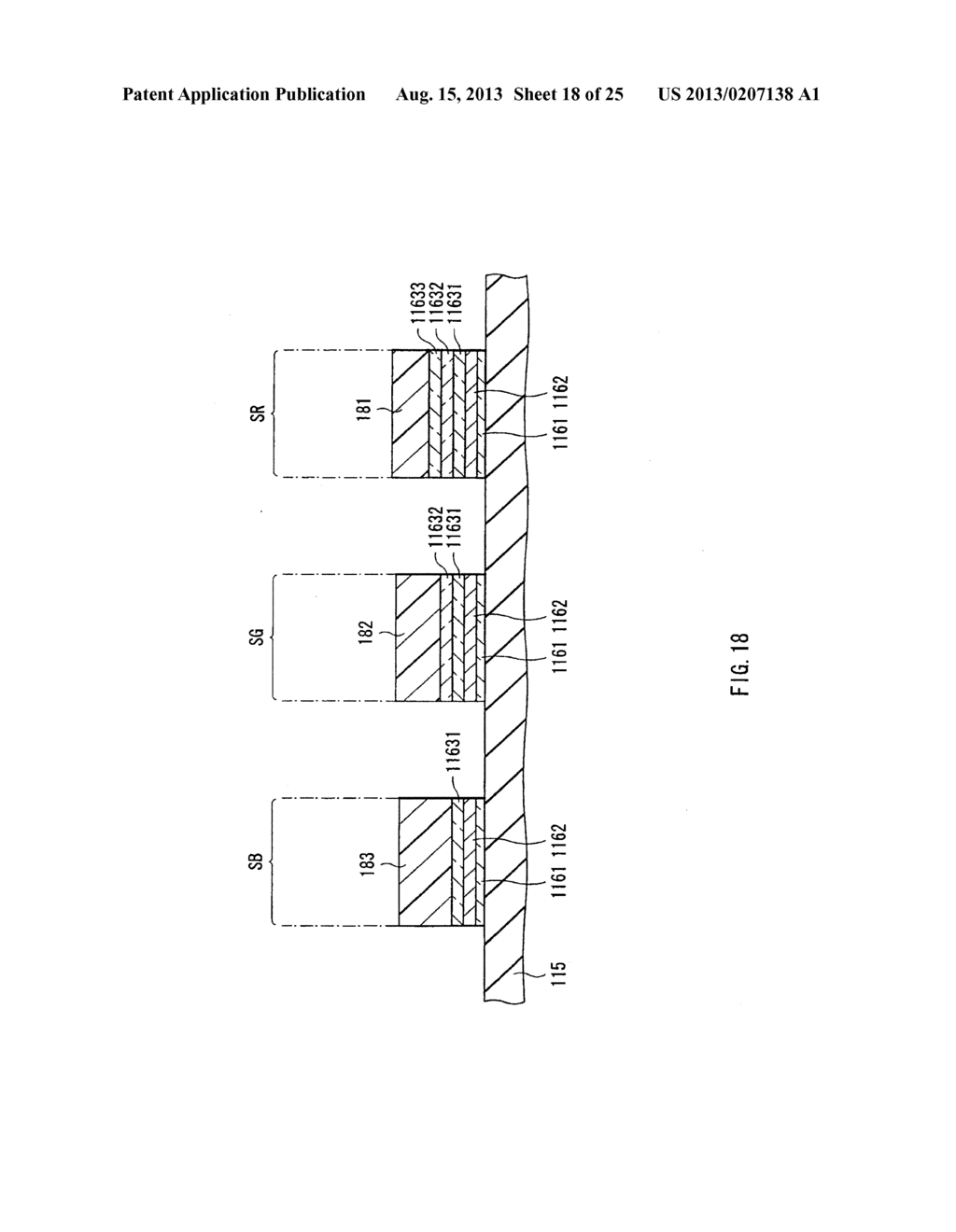 DISPLAY UNIT, METHOD OF MANUFACTURING SAME, ORGANIC LIGHT EMITTING UNIT,     AND METHOD OF MANUFACTURING SAME - diagram, schematic, and image 19