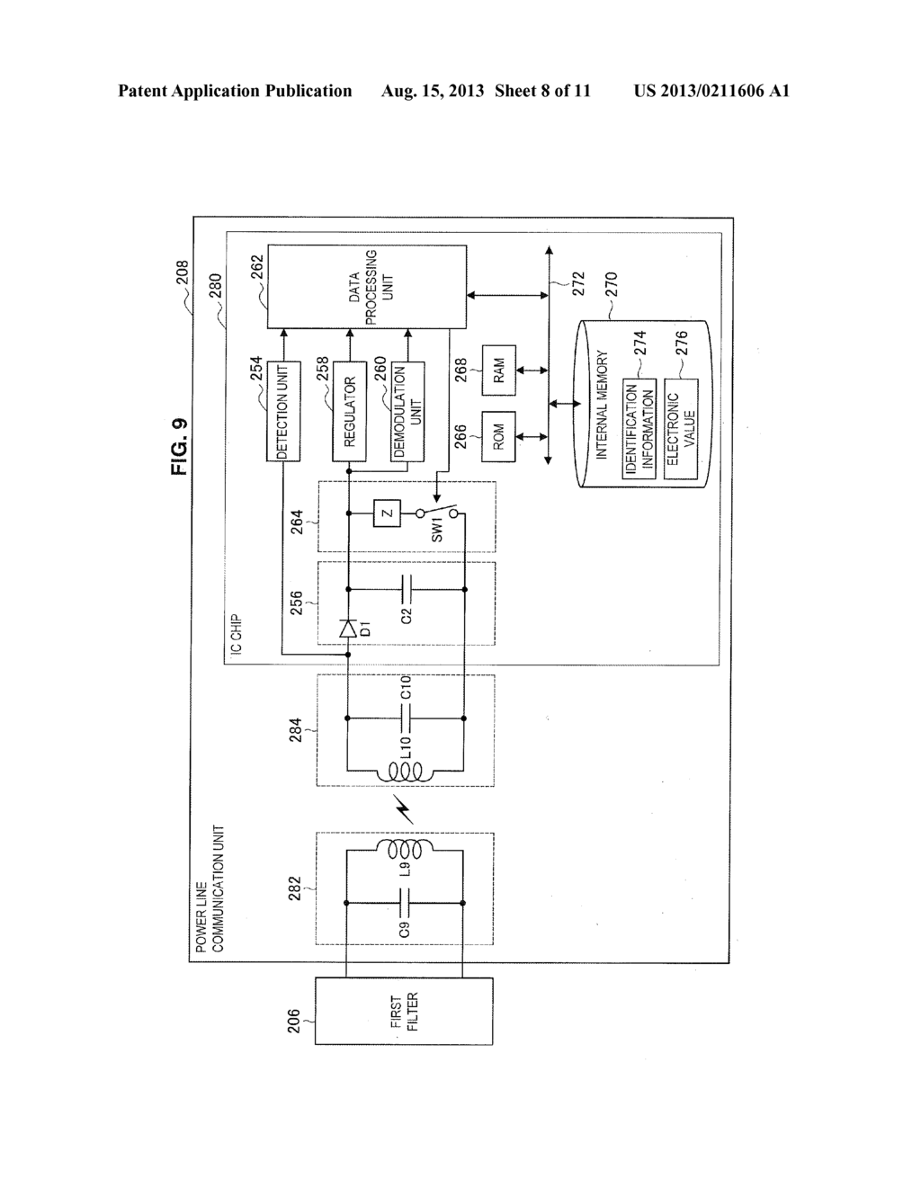APPLIANCE MANAGEMENT APPARATUS AND APPLIANCE MANAGEMENT METHOD - diagram, schematic, and image 09