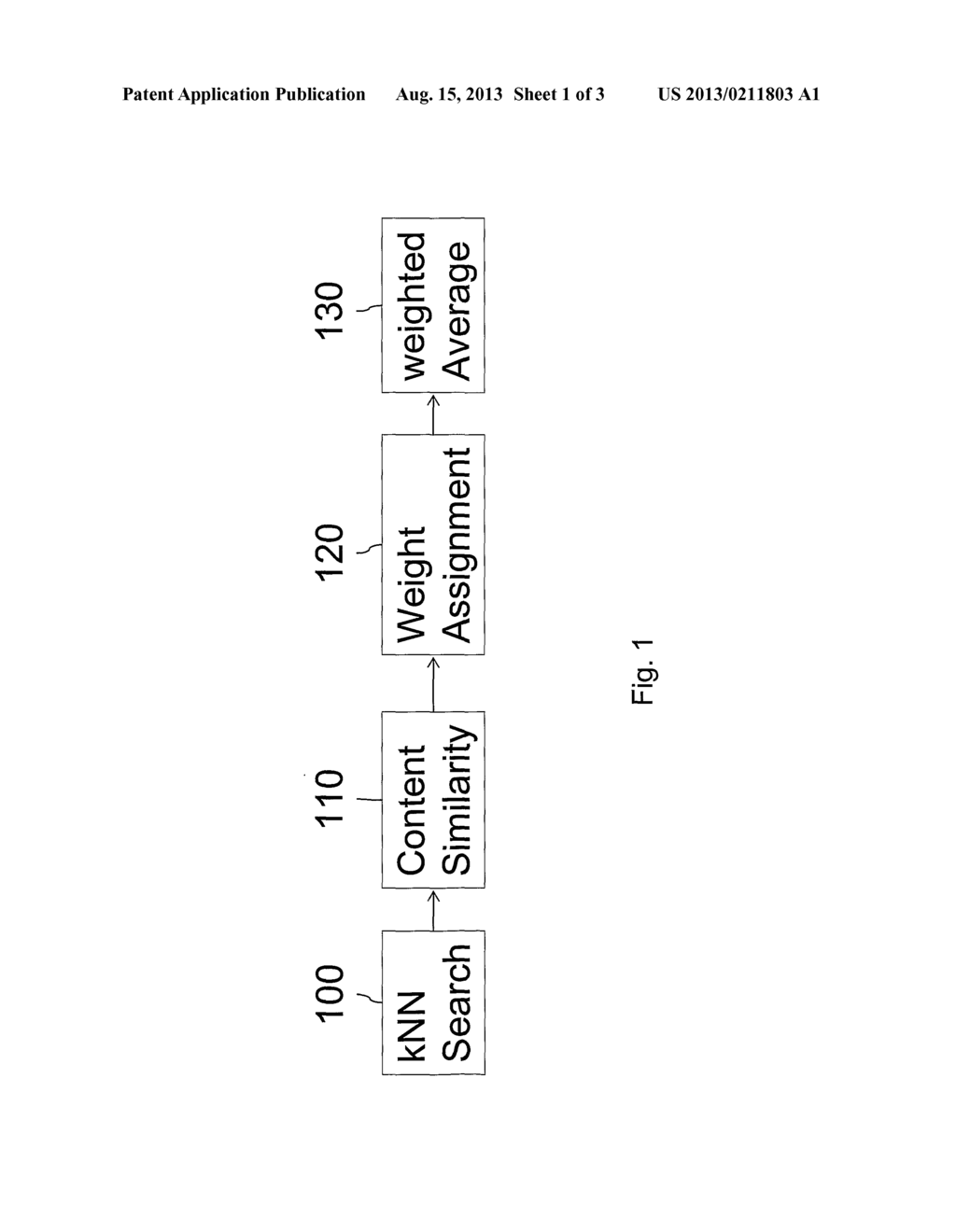 METHOD AND DEVICE FOR AUTOMATIC PREDICTION OF A VALUE ASSOCIATED WITH A     DATA TUPLE - diagram, schematic, and image 02