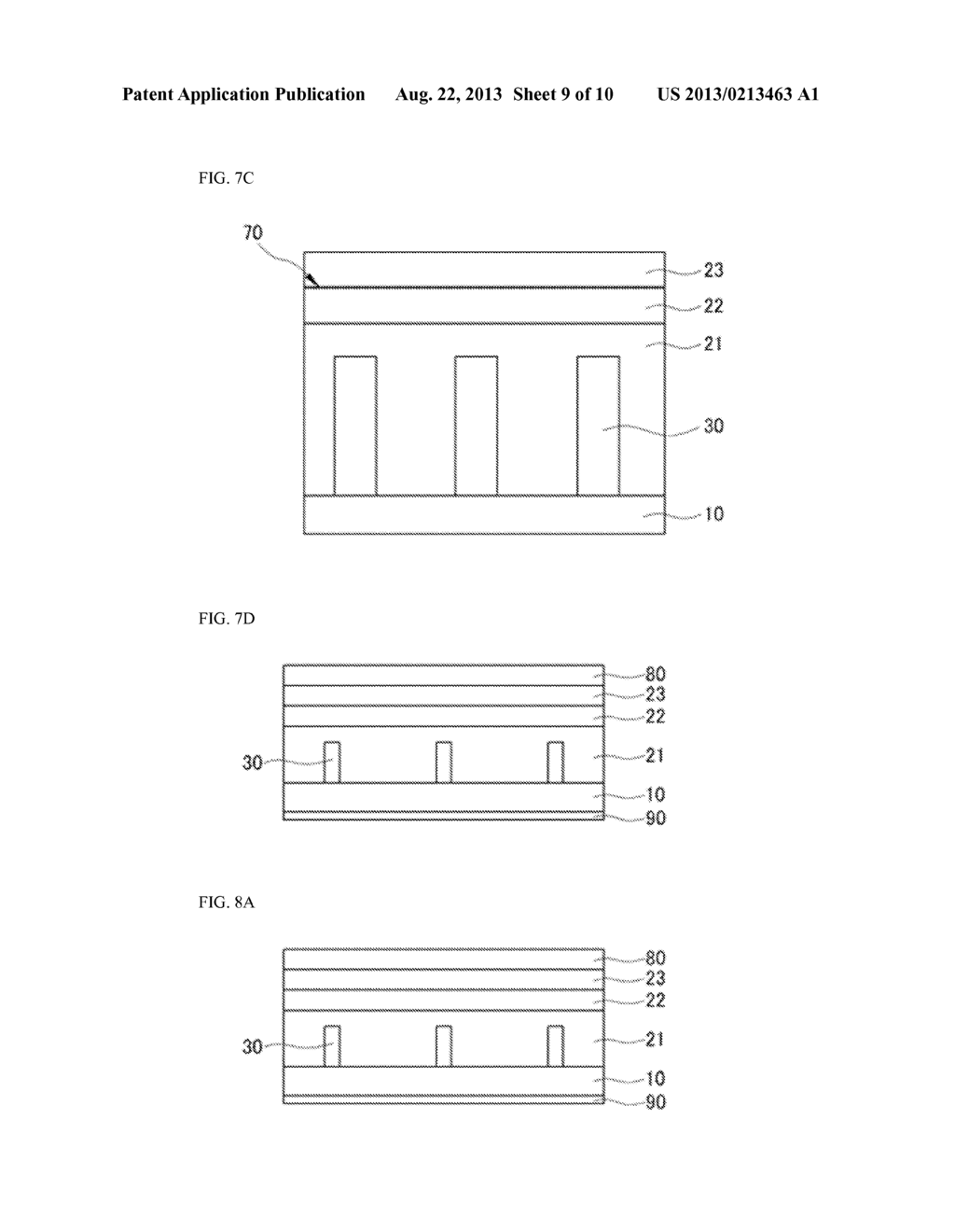 SOLAR CELL AND METHOD FOR MANUFACTURING SAME - diagram, schematic, and image 10